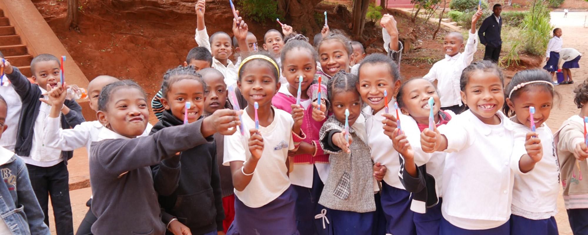 Hilfsprojekt Madagaskar